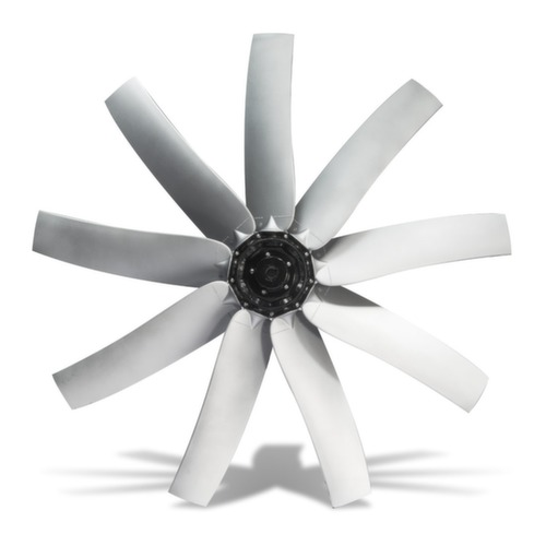 C-ALU ALUMINUM SICKLE AXIAL IMPELLERS (300°C)