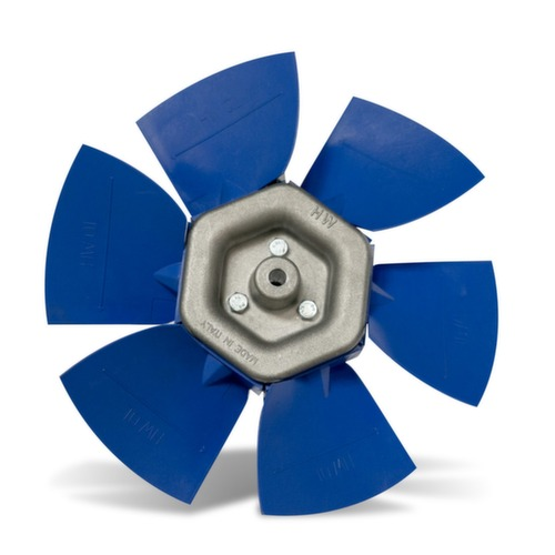 Q FIXED SICKLE AXIAL IMPELLERS