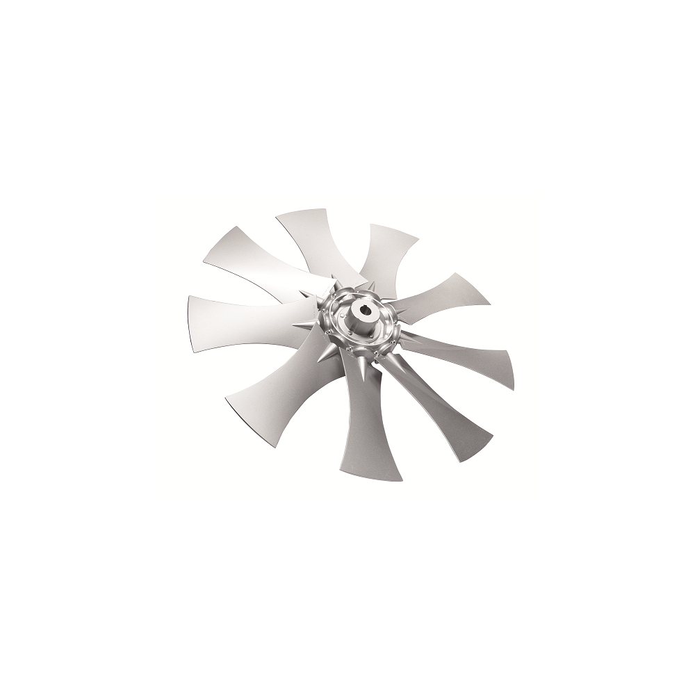 Reversible Axial Fans : R reversible profile axial impellers fans