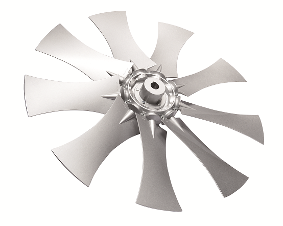 Reversible Axial Fans : R reversible profile axial impellers products hw
