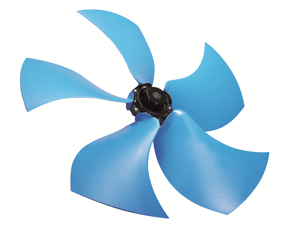 Axial Flow Fan Blade : Sr ventole assiali silenziate fisse e