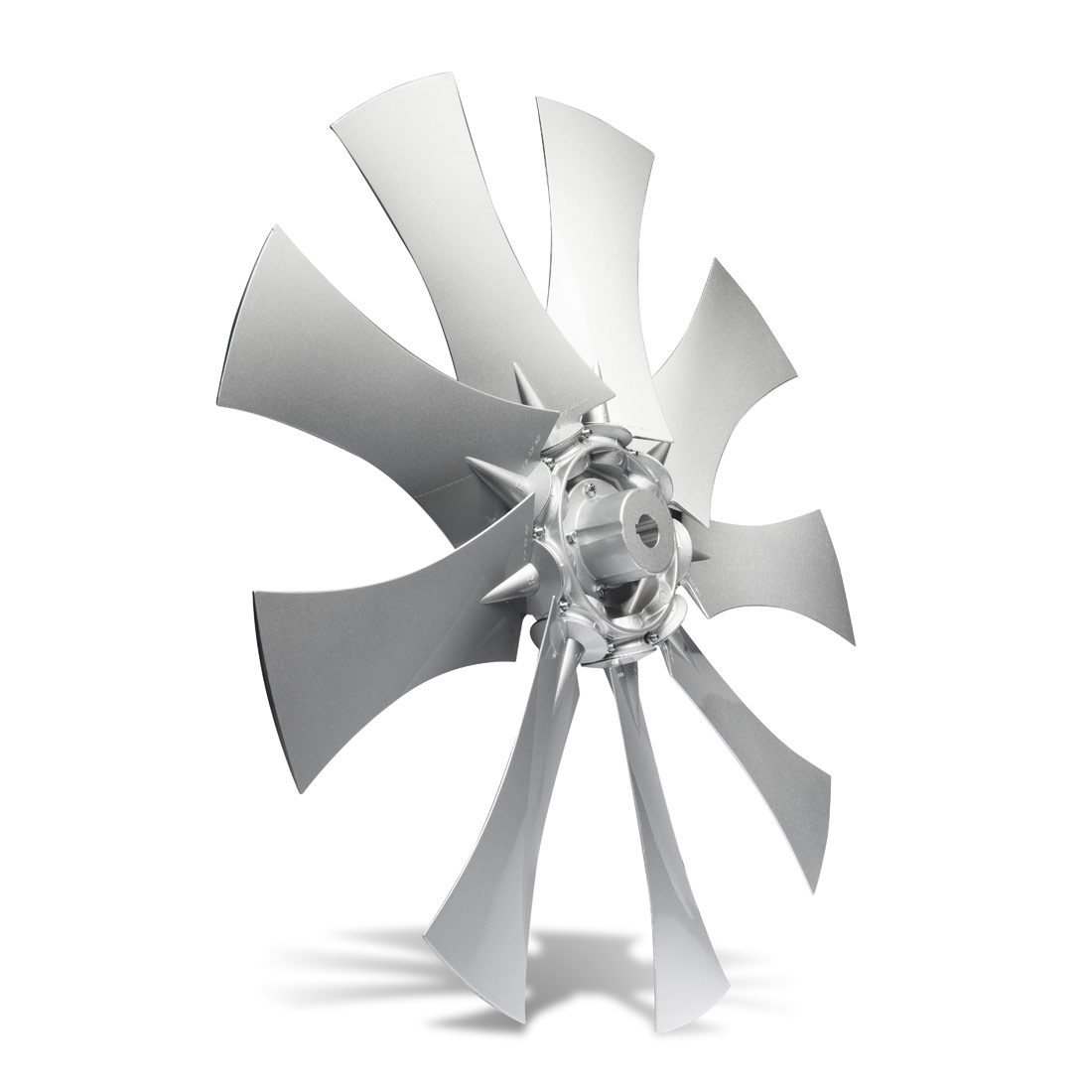 R REVERSIBLE PROFILE AXIAL IMPELLERS | | Products | HW Ventilation