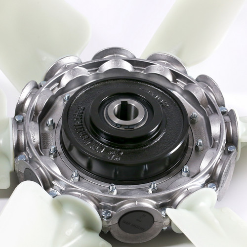 NEW FAN - FERODO CLUTCH SYSTEMS BY HW VENTILATION