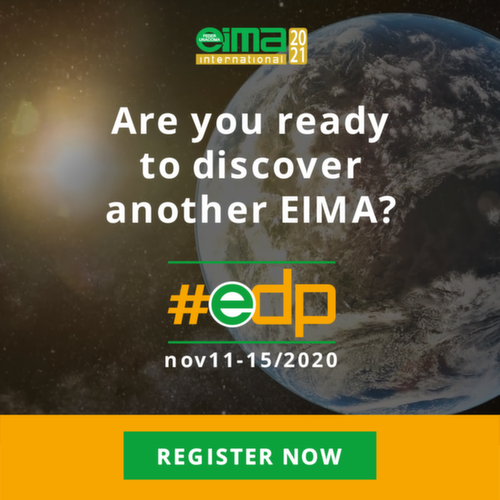 Are you ready to discover another EIMA? WE ARE THERE!